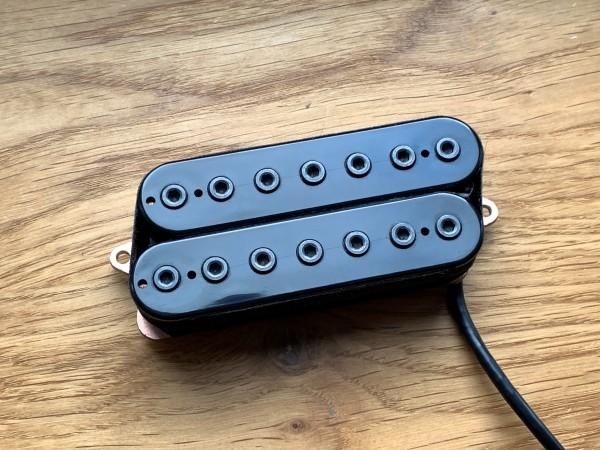 HDS Custom 8-String Slanted