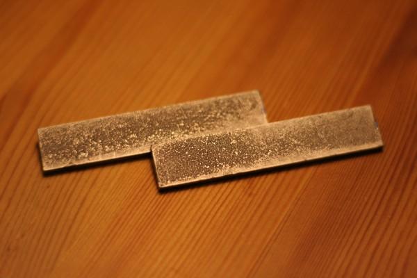 Alnico 2 Rough Cast Bar Magnet